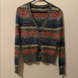 dELiA*s Multicolor cardigan sweater